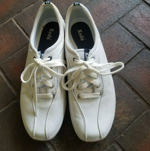 Leather KEDS SNEAKERS